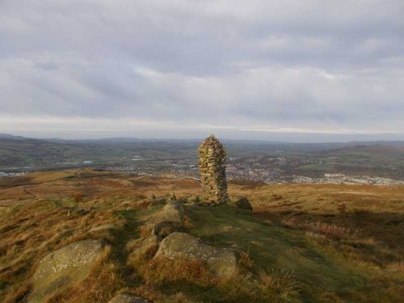 MountainViews.ie Picture about mountain Skipton Moor  in area The Central Pennines, Ireland
