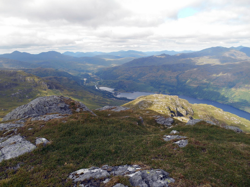 MountainViews.ie Picture about mountain Ben Vorlich in area Inveraray to Crianlarich, Ireland