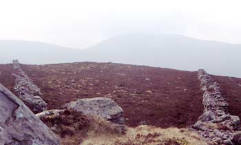 MountainViews.ie Picture about mountain Crohan West in area Knockmealdown Mountains, Ireland