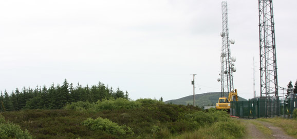 MountainViews.ie Picture about mountain Kilduff Mountain in area Shannon, Ireland