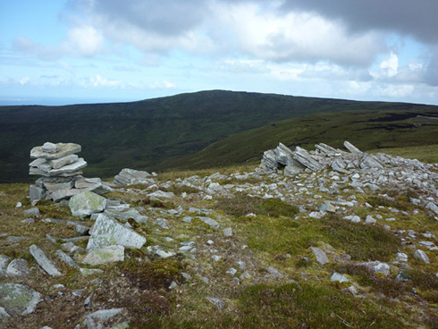 MountainViews.ie Picture about mountain Taobh an Leithid in area Donegal NW, Ireland