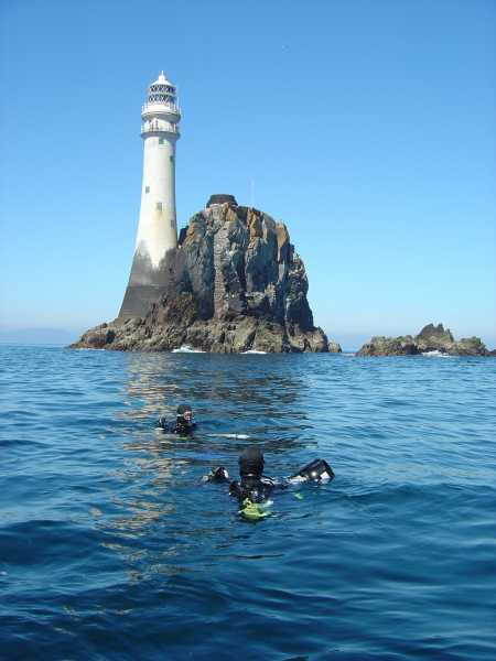 MountainViews.ie Picture about mountain Fastnet Rock in area Cork Islands, Ireland